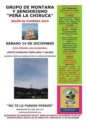 BELÉN DE CUMBRES 2019