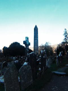 Fin de año en Dublín: día 2 Glendalough & Wicklow
