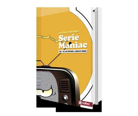 Presentación del libro sobre series Seriemaniac