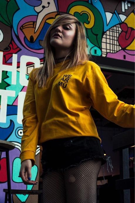 """Conoce el """"Genderless Streetwear"""" de Melissa Úmbalista"""
