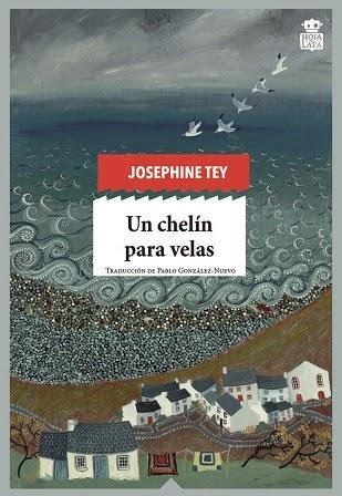 Un chelín para velas - Josephine Tey