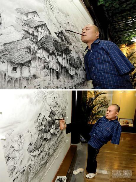 Artistas Especiales Huang Guofo