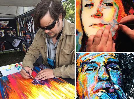Artistas Especiales  John Bramblitt