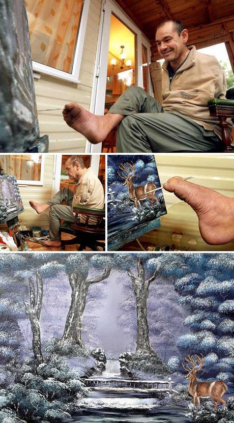 Artistas Especiales Peter Longstaff