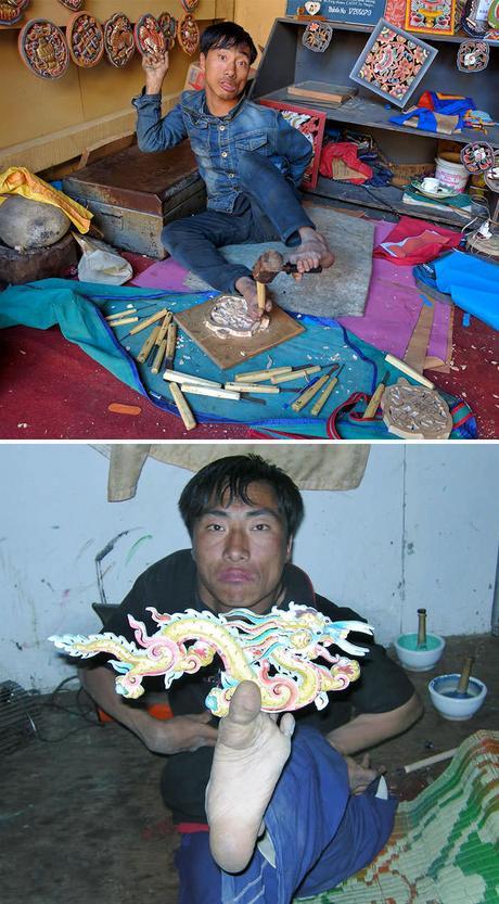 Artistas Especiales Pema Tshering