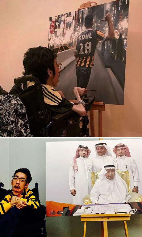 Artistas Especiales Rakan Abdulaziz Kurdi
