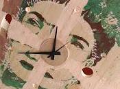 Reloj pared Frida