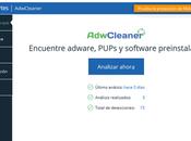 AdwCleaner 8.0.0 lanzado! deja admitir Windows Vista