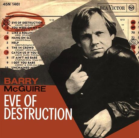 """Barry McGuire / The Turtles / The Pretty Things. """"Eve of Destruction"""""""