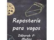 nuevo libro cocina: Repostería para vagos