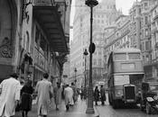 Fotos antiguas Madrid: Gran Vía, 1954