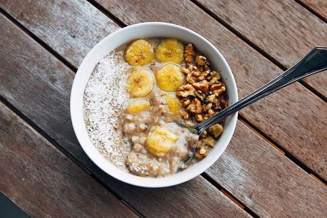 GACHAS DE AVENA, desayuno saludable