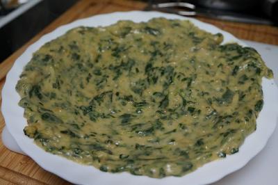 Croquetas de espinacas y queso