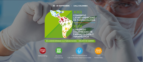 Proceedings of XVII Colombian Congress of Pharmacology and Therapeutics, XXII Latin American Congress of Pharmacology (LATINFARMA 2019)