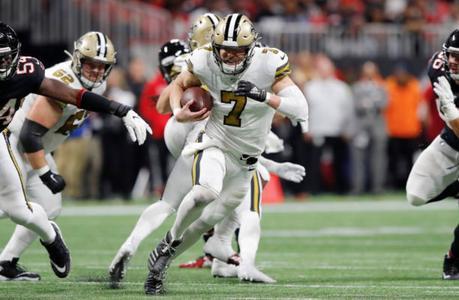 Semana 13 NFL – Saints 26 – 18 Falcons