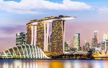 Singapur apuesta por las energías renovables