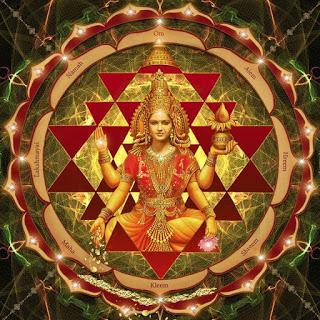 Resolviendo el Sri Yantra