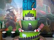 Galería Tortas dulces personalizados Fortnite