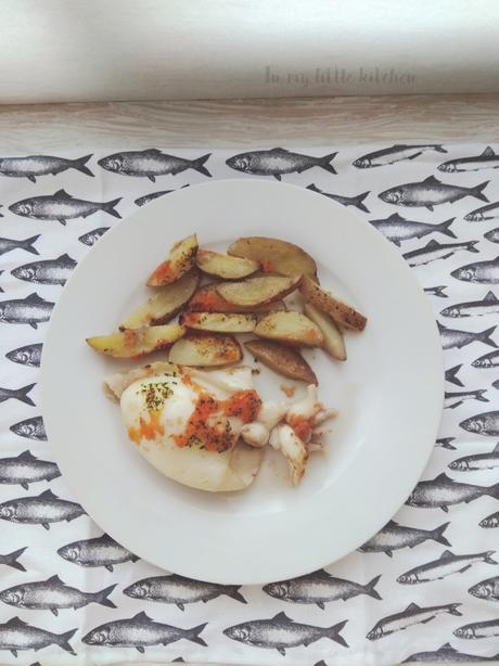 Reto Alfabeto Salado- Rustidera de sepia y patata