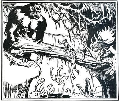 Los mundos prehistóricos de Willis O'Brien (y III): Obie y los cómics