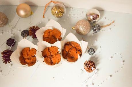 Muffins Veganos de Tortitas