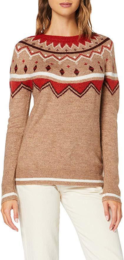 Los jerseys de mujer en Amazon más originales para este invierno