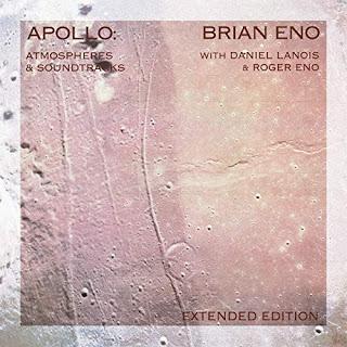 Brian Eno - Apollo: Atmospheres & Soundtracks (Extended edition) (2019)