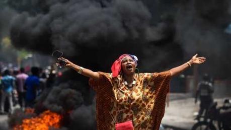 Haití, un país fallido, sin unión y sin fuerza.