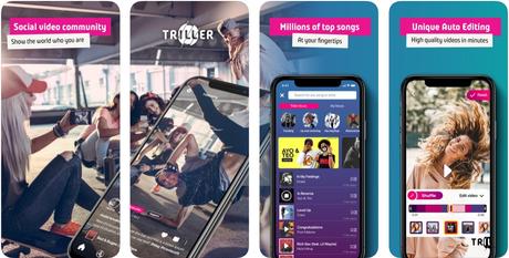 11 Las mejores aplicaciones alternativas de TikTok (Musical.ly) 2019