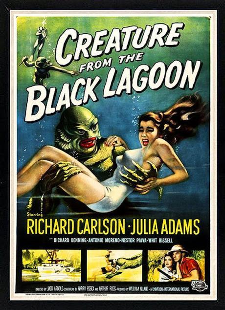 La Criatura de la Laguna Negra (Creature from the Black Lagoon, 1954)
