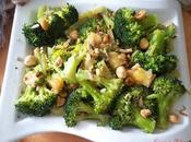 Brócoli salteado #lunessincarne