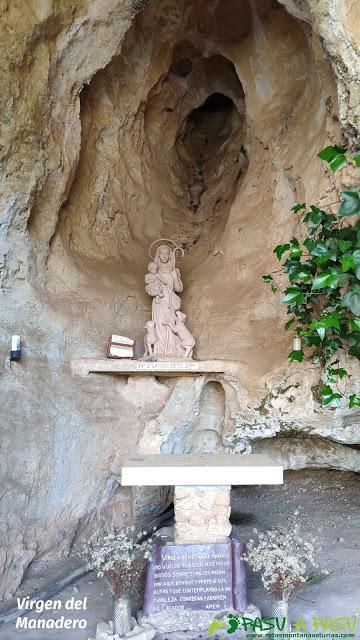 Virgen del Manadero, Piedrasecha, León