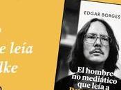 "Presentación hombre mediático leía Peter Handke"""