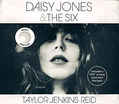 Frases: Daisy Jones & The Six, Taylor Jenkins Reid
