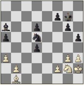Observando a los clásicos - Otra partida de Petrosian