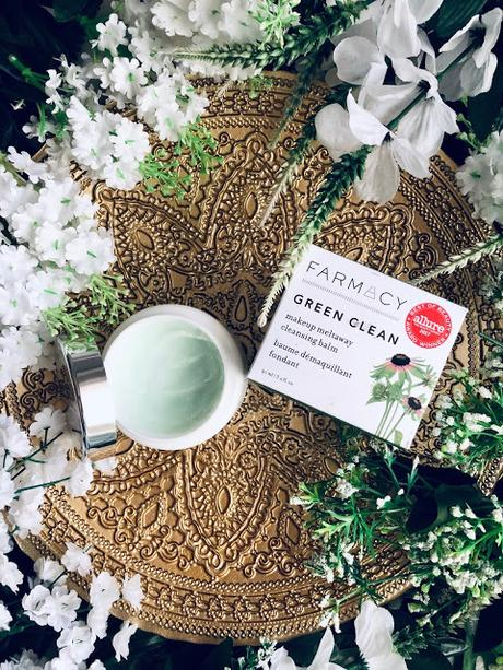 Cleansing balm green clean de Farmacy