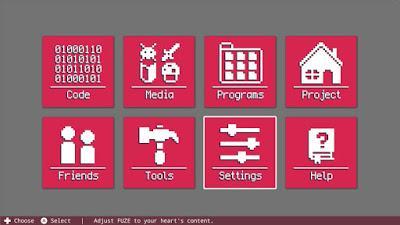 FUZE 4, y aprende a programar videojuegos desde tu Switch