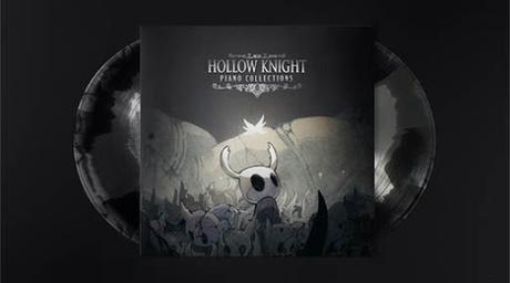 Hollow Knight a las teclas del piano