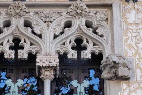 Fachada Casa Amatller