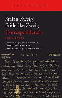 Correspondencia (1912-1942)