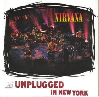 Nirvana - On a plain (Live on MTV Unplugged) (1993)