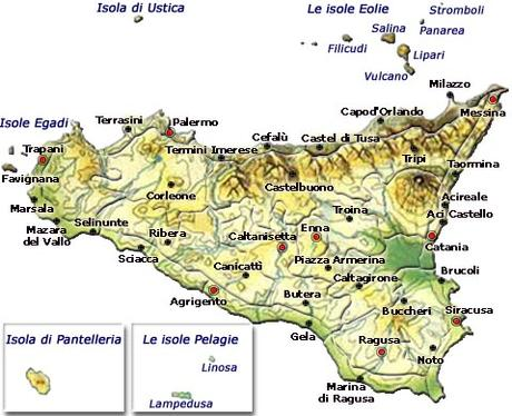BUCCELLATO - RETO DULCE CRI: SICILIA