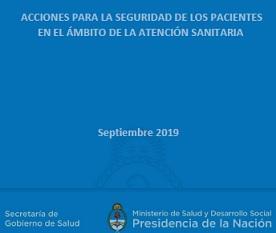 Newsletter SADAM - noviembre 2019