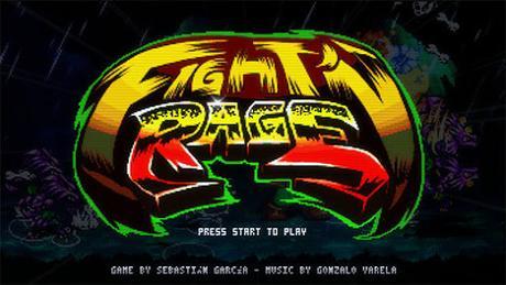 Ya disponible el espectacular Fight'n Rage para PlayStation 4
