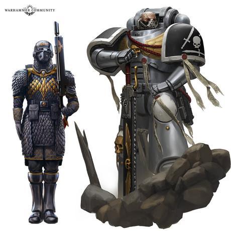 Warhammer Community: Resumen (Warhammer Legends)
