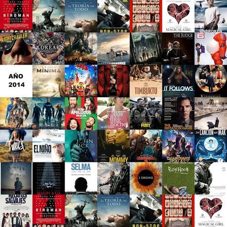 Las películas imprescindibles de 2014