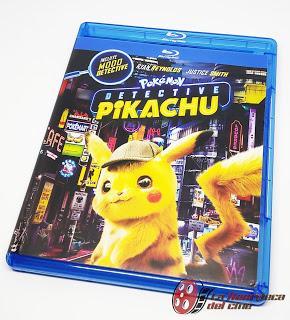 Pokémon Detective Pikachu: análisis de la edición blu-ray