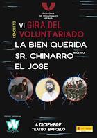 VI Gira del Voluntariado en Teatro Barceló