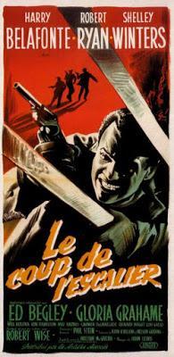 APUESTAS CONTRA EL MAÑANA (Odds Against Tomorrow) (USA, 1959) Negro, Thrillerç
