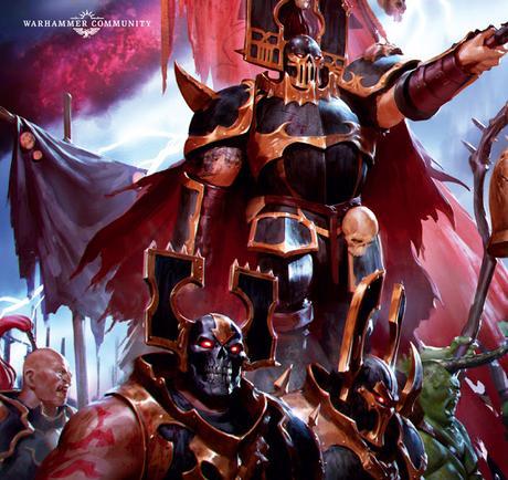 Warhammer Community: Resumen del día de hoy